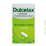 Dulcolax Moeilijke stoelgang 10 mg