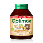 Optimax Kinder Multivitamine Vanille