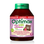 Optimax Multivitamine Kids Extra Framboos