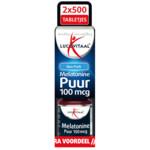 Lucovitaal Melatonine 100mcg DUO Pack