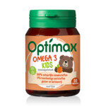 Optimax Kinder Omega 3 Kauwcapsule  50 capsules