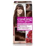 L'Oréal Casting Crème Gloss Haarkleuring 454 Brownie - Mahonie Koperbruin