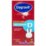 Dagravit Vitamine D Aquosum Druppels Kids