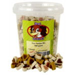 Petsnack Duo Mix Hartjes   500 gr