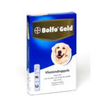 Bolfo Gold Hond Vlooiendruppels 250