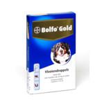 Bolfo Gold Hond Vlooiendruppels 400