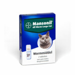 Mansonil Grote Kat All Worm