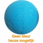 Boon Bal Rubber Pawprint/geluid