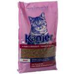 Kanjer Kattenbrokken Vlees - Gevogelte