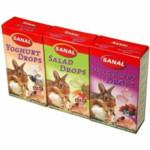 Sanal Knaagdier Snoepjes Voordeelpak  3x45 gr