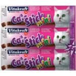 Vitakraft Cat-stick Mini Gevogelte - Lever