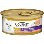 Gourmet Gold Senior Mousse Zalm