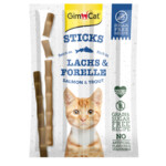 GimCat Sticks Zalm & Forel