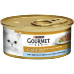 Gourmet Gold Luxe Mix Zeevis - Spinazie