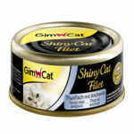 GimCat ShinyCat Filet Tonijn - Ansjovis