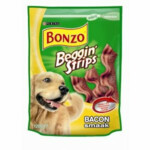 Bonzo Beggin Strips Bacon