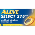 Aleve Select 275  12 tabletten