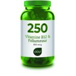 AOV 250 Vitamine B12 & Foliumzuur (800 mcg)