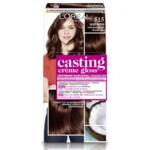 L'Oréal Casting Crème Gloss Haarkleuring 515 Frozen Brownie - Licht Kastanjebruin