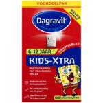 Dagravit Kids Xtra Aardbei 6-12