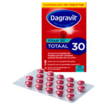 Dagravit Totaal 30 Vitaal 50+  100 tabletten