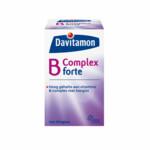 Davitamon B Complex Forte  100 dragees