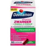 Davitamon Compleet Mama Omega-3 Visolie