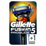 Gillette Fusion 5 ProGlide Manual FlexBall Scheermes + 1 extra scheermesje