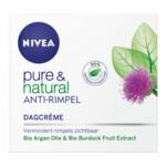 Nivea Pure & Natural Dagcreme Anti-Age