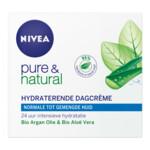 Nivea Pure & Natural Dagcreme Normale Gemengde Huid