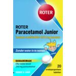 Roter Paracetamol 250 mg Junior  20 smelttabletten
