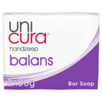 Unicura Tabletzeep Anti Bacterieel Balans  2 x 90 gram