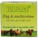Vitaforce Paardenmelk Dag- en Nachtcreme