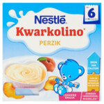 Nestle Kwarkolino Perzik 6+ mnd