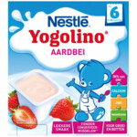 Nestle Yogolino 6+ mnd Aardbei
