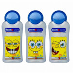 Dermo Care Shampoo & Douche Spongebob