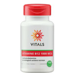Vitals Vitamine B12 Methyl 1000 mcg