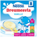 Nestle Dreumesvla Vanille 8-36 mnd
