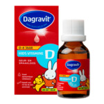 Dagravit Kids Vitamine D Olie   25 ml