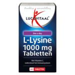 Lucovitaal L-Lysine 1000 mg