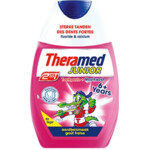 Theramed Tandpasta 2 in1 Junior Aardbeismaak 6+