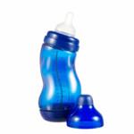 Difrax S-Fles Wide Donker Blauw