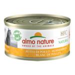 Almo Nature HFC 70 Kat Natural Kipfilet