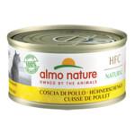 Almo Nature HFC 70 Kat Natural Kippenboutvlees  70 gr