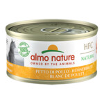 Almo Nature HFC 70 Kat Natural Kippenborst