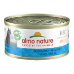 Almo Nature HFC 70 Kat Jelly Makreel