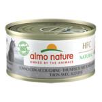 Almo Nature HFC 70 Kat Natural Tonijn - Ansjovis