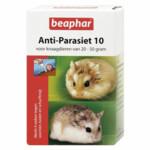 Beaphar Anti-Parasiet 10 Knaagdier  2 pipetten