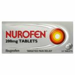 Nurofen Pijnstiller 200 mg