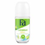Fa Deodorant Roller Caribbean Lemon  50 ml